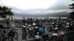 Lake Tahoe Ironman T1