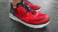 hoka one one Conquest review